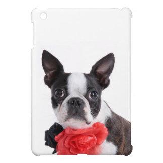 Boston Terrier Mollie mouse child iPad Mini Case