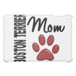 Boston Terrier Mom 2 iPad Mini Case