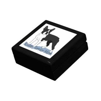 Boston Terrier Mom 2 Jewelry Box