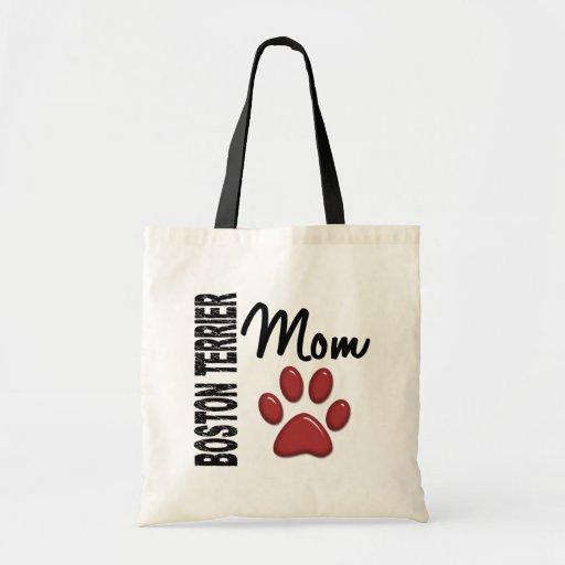 Boston Terrier Mom 2 Tote Bag