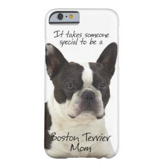 Boston Terrier Mom iPhone 6 Case