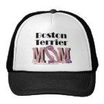 Boston Terrier MOM Trucker Hat