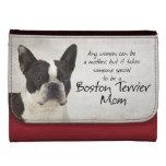 Boston Terrier Mom Wallet