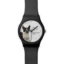 Boston Terrier Mom Watch