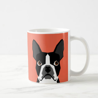 Boston Terrier Mug Cute Boston Terrier Dog