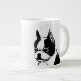 Boston Terrier Mug  Face to Face