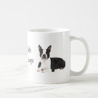 Boston Terrier Mug My Kids Have 4 Legs