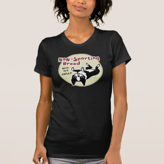 "Boston Terrier ""Non-Sporting Breed"" Shirt"