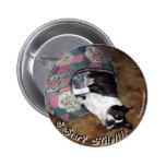 Boston Terrier:  ¿OnStar? Pin