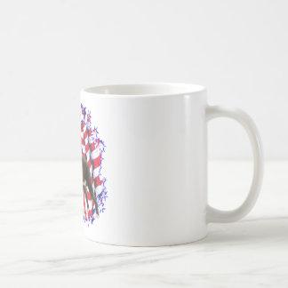 Boston Terrier Patriot Coffee Mug
