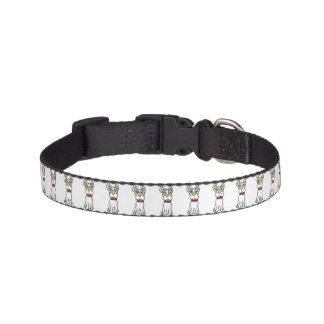 Boston Terrier Pet Collar