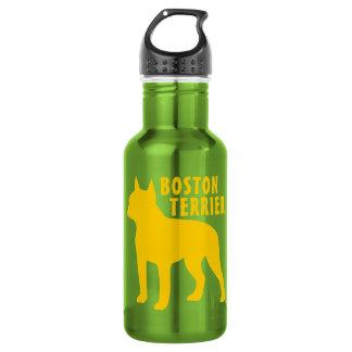 Boston Terrier 18oz Water Bottle