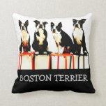 Boston terrier Ⅰ Pillow