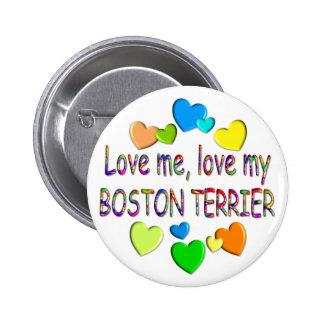 BOSTON TERRIER PINS