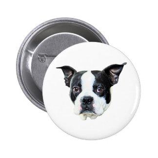 Boston Terrier Pin
