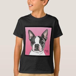 Boston Terrier Playera
