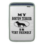 Boston Terrier.png MacBook Sleeve
