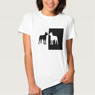 Boston Terrier Polera