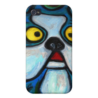 Boston Terrier Pop Art Iphone Case iPhone 4/4S Covers