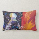 Boston Terrier Pop Art Pillow!