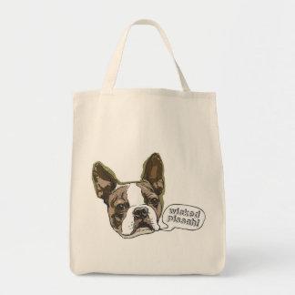Boston Terrier por los estudios de Mudge