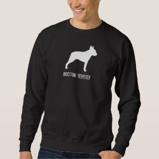 Boston Terrier Pullover Sweatshirt