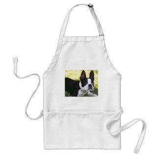 Boston Terrier Pup Apron