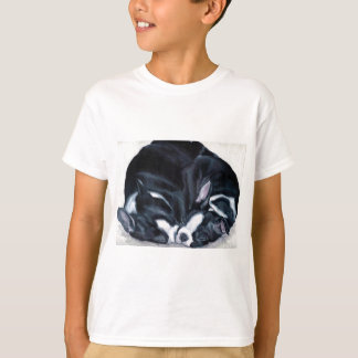Boston Terrier Puppies T-Shirt