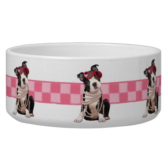 Boston Terrier Puppy Bowl