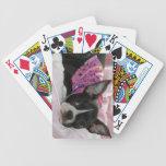 Boston Terrier Puppy Dog Card Deck