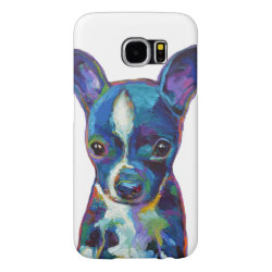 Case-Mate Barely There Samsung Galaxy S6 Case with Boston Terrier Phone Cases design
