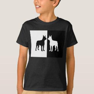 Boston Terrier Remeras