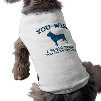 Boston Terrier Ropa Macota