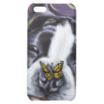 Boston Terrier Smile iPhone 5C Covers