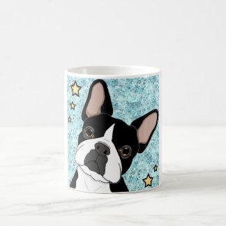 Boston Terrier Smug Mug