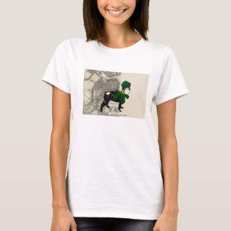 Boston Terrier St Patrick's Day T-Shirt