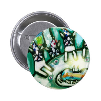 Boston Terrier summer birthday party Buttons