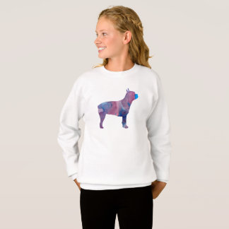Boston terrier sweatshirt