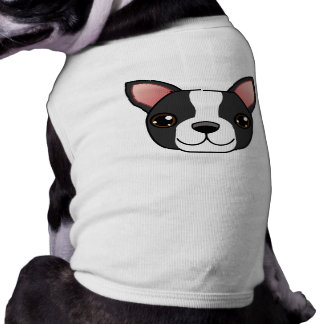 Boston Terrier T-Shirt Dog Tee