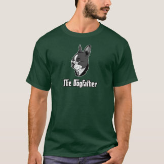 Boston terrier T-shirt,  dog themed apparel T-Shirt