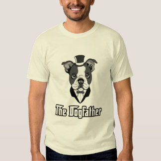 Boston terrier T-shirt, Dog themed apparel T-Shirt