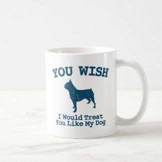 Boston Terrier Taza