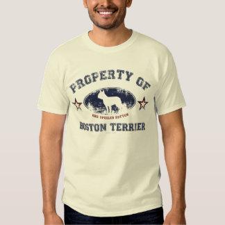 Boston Terrier Tees