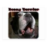 Boston Terrier:  Terrier mandón Tarjetas Postales