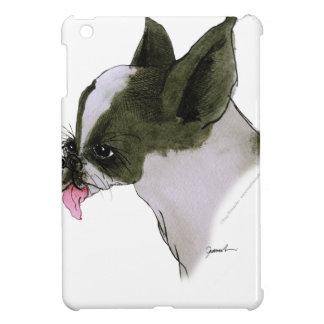 boston terrier, tony fernandes cover for the iPad mini