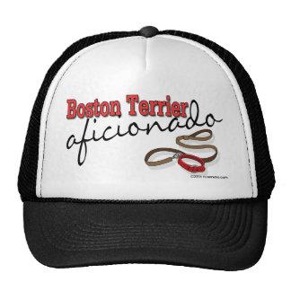 Boston Terrier Trucker Hats