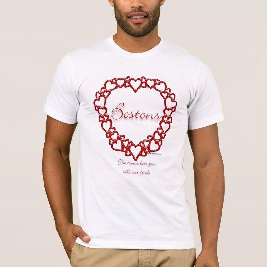 Boston Terrier True Love T-Shirt