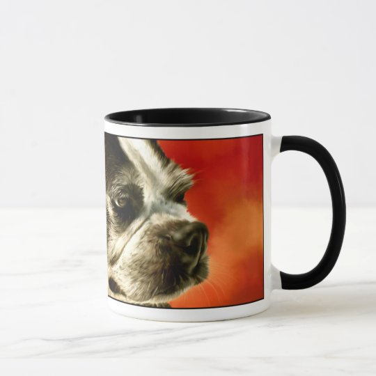 Boston Terrier Two Mug