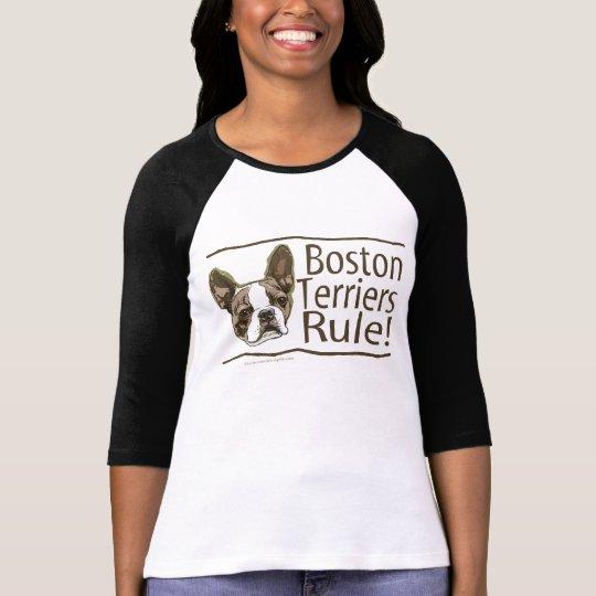 boston_terrier_zazzle T-Shirt