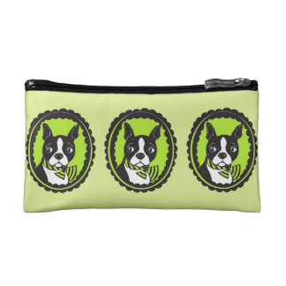 Boston Terriers Cosmetic Accessory Bag
